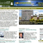 Eco Citizen website Homepage