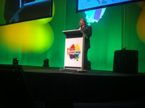 Steve Wozniak at Business Congress 2011