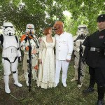 Star Wars Wedding Dress