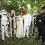 Star Wars Wedding Dress