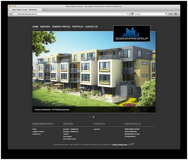 Design Website Names Property Development Melbourne Website Design Hosting